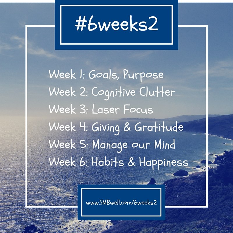 6WEEKS2 OVERVIEW
