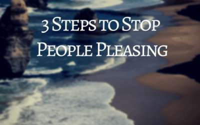 3 Practices to Stop People Pleasing