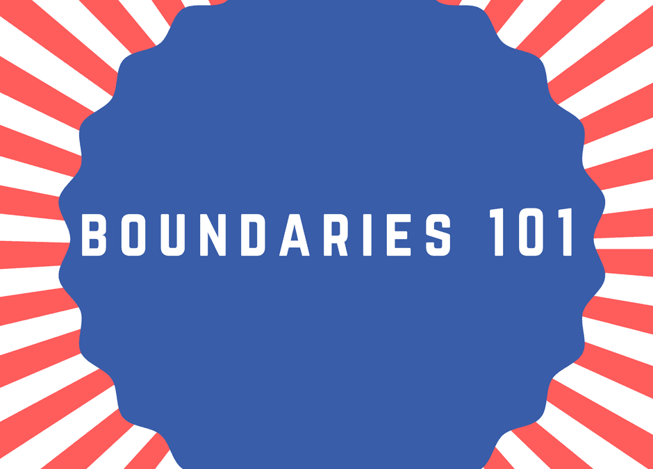 boundaries without the bs