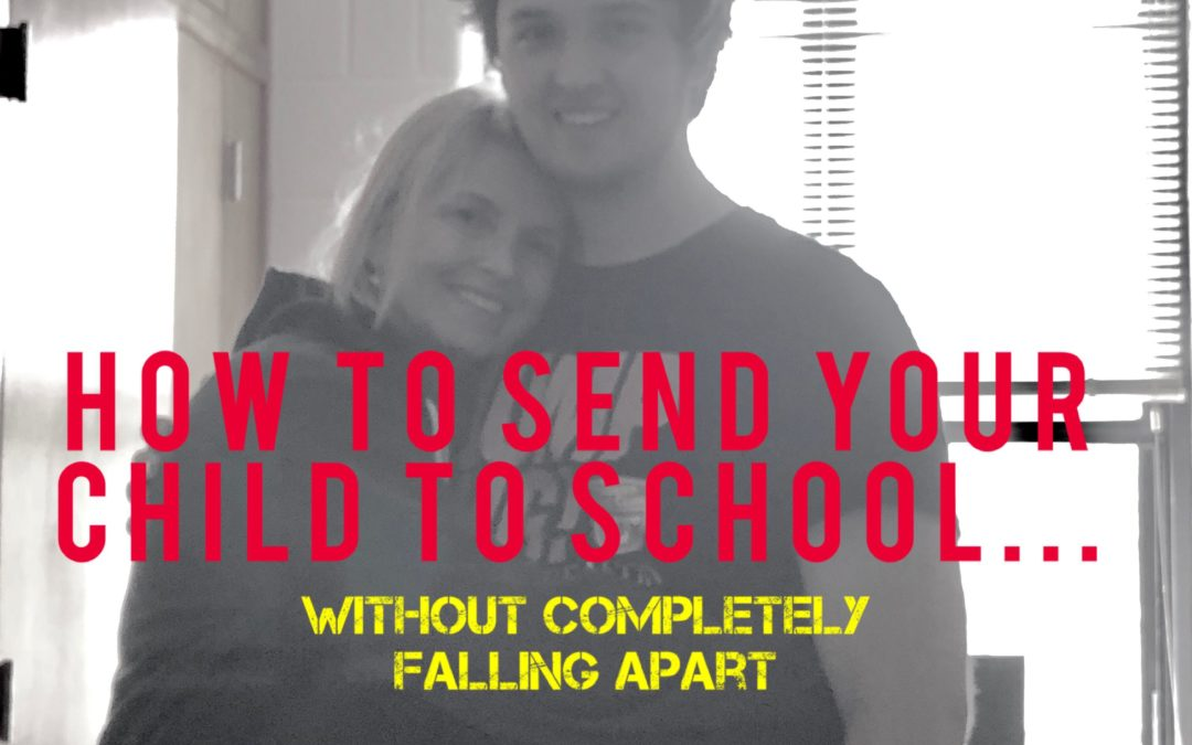 How to send your kid to college without completely falling apart
