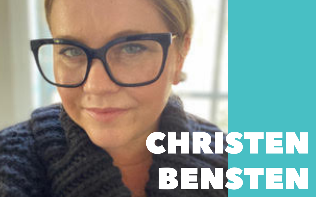 How To Overcome Debilitating Anxiety and Childhood Trauma with Christen Bensten